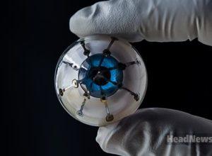 Искусственный глаз, Bionic eye. Медицинские новости, здоровье. МедЭксперт