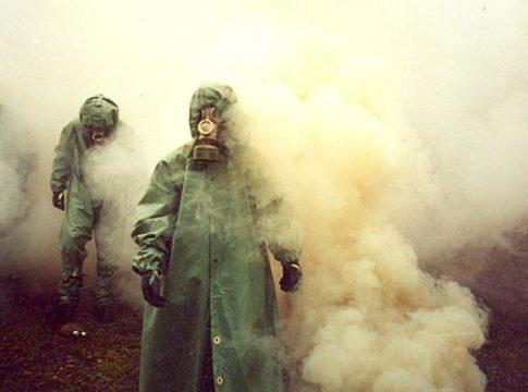 Химическое оружие. Медицинские новости, здоровье. МедЭксперт