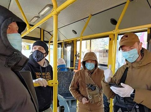 Коронавирус в Украине - МедЭксперт