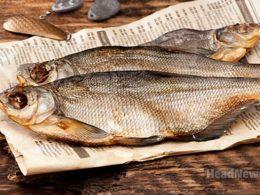 Вяленая рыба. Медицинские новости, здоровье. МедЭксперт