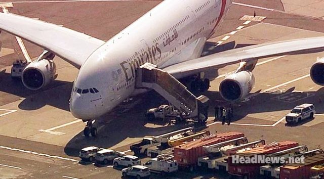 Нью-Йорк Emirates Airlines, карантин. Медицинские новости, здоровье. МедЭксперт
